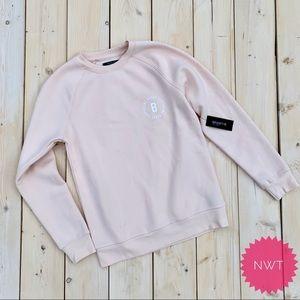 NWT Brunette the Label Sweatshirt